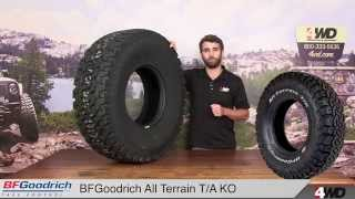 getlinkyoutube.com-BFGoodrich All Terrain T/A KO Tires
