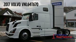getlinkyoutube.com-2017 Volvo VN670 Truck Overview