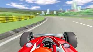 getlinkyoutube.com-F1 1976 Niki Lauda Interlagos Onboard - rFactor