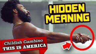 HIDDEN MEANING: Childish Gambino - This is America width=