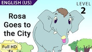 "getlinkyoutube.com-Rosa Goes to the City: Learn English (US) with subtitles - Story for Children ""BookBox.com"""