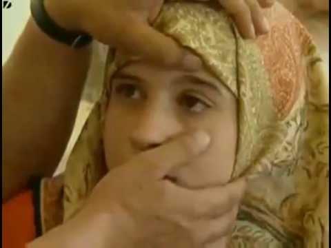 Devojčica od 12 godina iz Libana luči suze od kristala