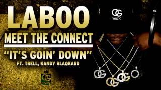 Laboo - It's Goin' Down ft. Trell & Kandy Blaqkard (Explicit Audio)