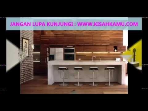 VIDEO FOTO INTERIOR DESIGN RUMAH MINIMALIS MODERN KISAHKAMU.COM