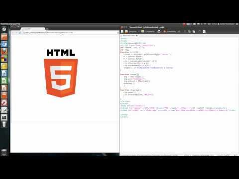 Уроки HTML5 CANVAS