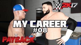 getlinkyoutube.com-WWE 2K17 - MY CAREER #08| NOSSO PRIMEIRO PPV!