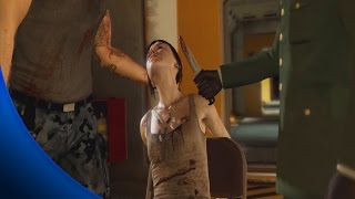 Beyond Two Souls - Interrogation/ Torture Scene