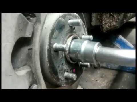 Тойота Приус 20 замена пыльника гранаты