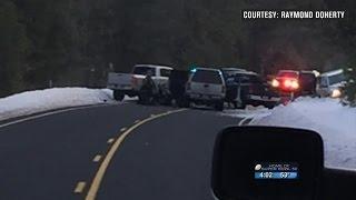 getlinkyoutube.com-Witness: 'Lot of shooting' during militia arrest