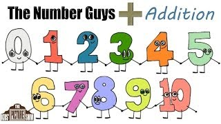 getlinkyoutube.com-The Number Guys Addition Tables Collection - 0 to 10 - The Kids' Picture Show (Fun & Educational)