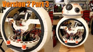 getlinkyoutube.com-XRobots - Star Wars BB-8 Droid *VERSION 2 PART 3* Head Control Arm