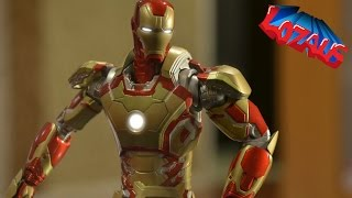 getlinkyoutube.com-IRONMAN Stop Motion Action Video Part 1 Trailer