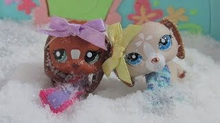 getlinkyoutube.com-LPS Mermaids Forever (Episode #15: In the Ice) [WINTER FINALE/Holiday Special]