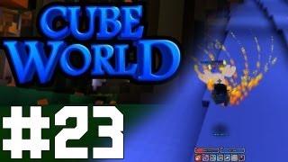 【Cube World 】 - Alpha - เดือดทะลุจุดศูนย์! (23)
