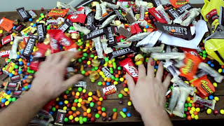 getlinkyoutube.com-alot of candy A lot of candy lots of Candy NEW CANDY