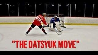 "Learn How To Do ""The Datsyuk Move."" [Shootout Tutorial #2]"