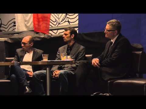 Debata w Katowicach: Grzegorz Braun, Paweł Tanajno, Konrad Daniel, Marcin Rola
