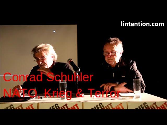 Conrad Schuhler: NATO, Krieg und Terror