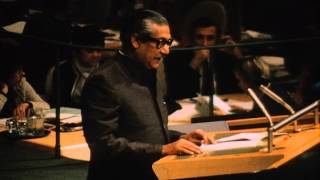 Bangabandhu Sheikh Mujibur Rahman 25th September 1974