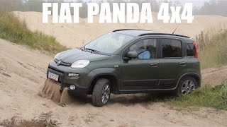 getlinkyoutube.com-(PL) Fiat Panda 4x4 - test i jazda próbna