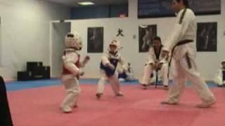 Julian Taekwondo 1