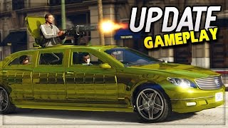 getlinkyoutube.com-GTA 5 DLC UPDATE - ALL NEW CARS UPGRADED! $10,000,000 CUSTOMIZATION GUIDE (GTA 5 ONLINE)