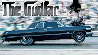 getlinkyoutube.com-SCARY Blown Hemi Impala - The GUDFAR!