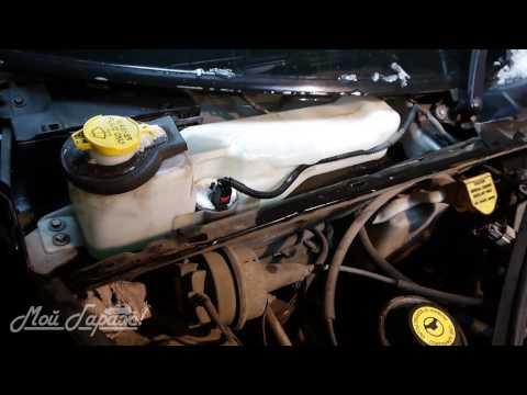 Автобудни. 02. Замена салонного фильтра на Chrysler PT Cruiser.
