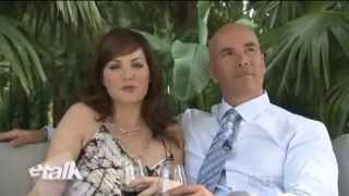 getlinkyoutube.com-eTalk - Erica Durance and Husband David Palffy  (Full Segment)