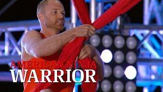 getlinkyoutube.com-Brian Arnold at the 2014 National Finals | American Ninja Warrior