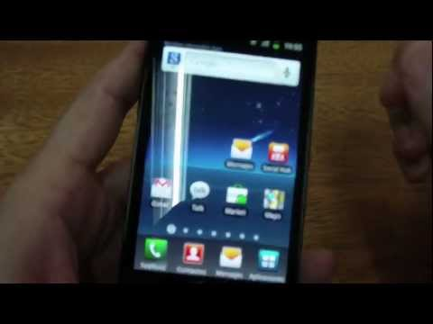 Samsung Galaxy S II GT-i9100 de Personal Argentina [Review]