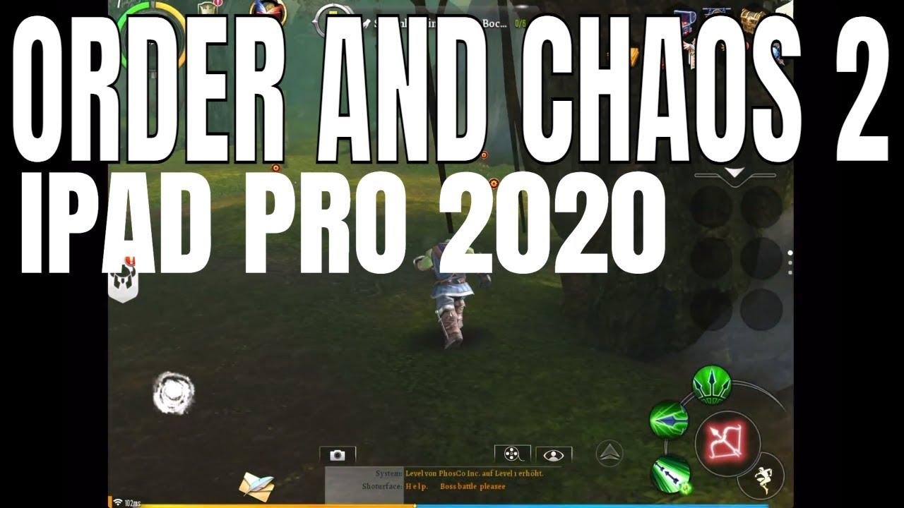 Order and Chaos 2 ( iPad Pro )