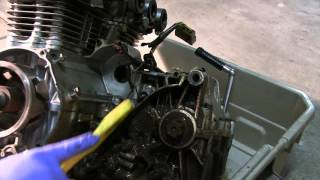 getlinkyoutube.com-Make Your Old Motorcycle Engine Look Like New!