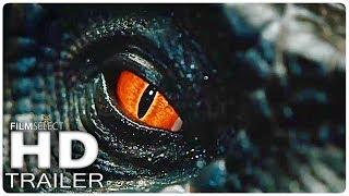 JURASSIC WORLD 2: First Look Trailer (2018)