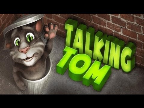 Talking Tom Sings Get Off My Block By TryHardNinja & CaptainSparklez
