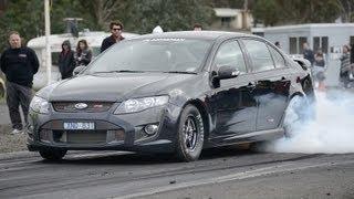 Quick FPV Ford F6 turbo street car