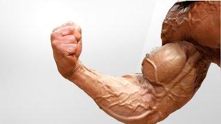 getlinkyoutube.com-طريقة وعوامل ابراز الاوردة الدموية والعروق في العضلات