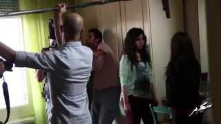 getlinkyoutube.com-Making Of Sukkar Mor - كواليس فيلم سكر مُر