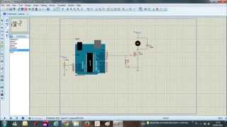 getlinkyoutube.com-Arduino con Proteus Tutorial 2: Control de velocidad PWM de motor