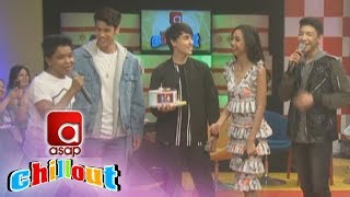 ASAP Chillout: Darren Espanto's Birthday Wish