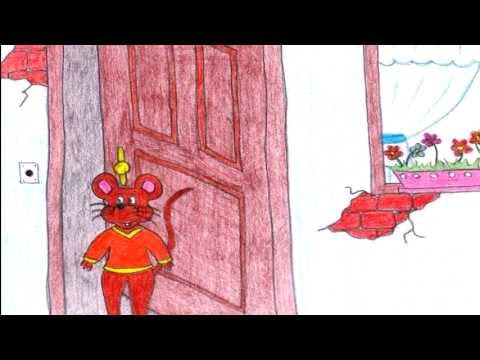 Përralla për Fëmijë: Miu dhe Xhirafa