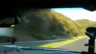 Corvette z06 Nordschleife Nürburgring