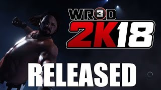 WR3D 2K18 by HHH Released!