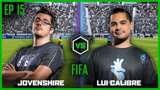 getlinkyoutube.com-EP 15 | FIFA | Jovenshire vs Lui Calibre | Legends of Gaming