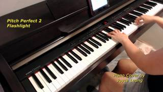 Jessie J - Flashlight (Pitch Perfect 2) - Piano Cover and Sheets