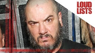 10 Unforgettable Philip Anselmo Moments