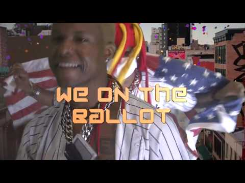 We Made The Ballot NYC Election 2020 music video by Paperboy Prince of the Suburbs