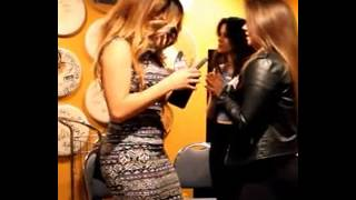 getlinkyoutube.com-Lauren e Camila conversando apos entrevista