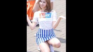 getlinkyoutube.com-160619 트와이스 (TWICE) Cheer Up (치어 업) [사나] Sana 직캠 Fancam (반포한강공원) by Mera