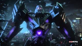 Transformers: Fall of Cybertron. Трейлер '2012' HD